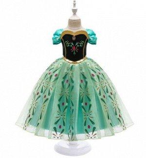 Платье Анны (холодное сердце)