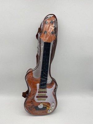 Гитара в футляре возраст 3+