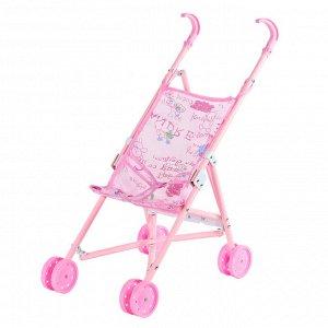 Bady Cart Коляска трость для куклы (пластмас) возраст 3+