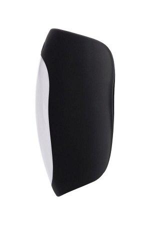 Перезаряжаемый мастурбатор Erotist Hailstorm, силикон, черный, 14,7 см.