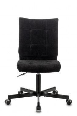 Кресло Бюрократ CH-330M черный Light-20 крестовина металл черный