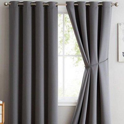 TEXTILE➕№5 - Всё для штор, мягкой мебели, текстиль для дома  — Blackout (Блэкаут 2.8м) — Шторы