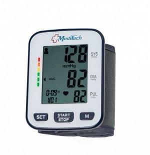 Тонометр (Прибор Для Измерения Артериального Давления И Частоты Пульса) Автоматический Мт-60