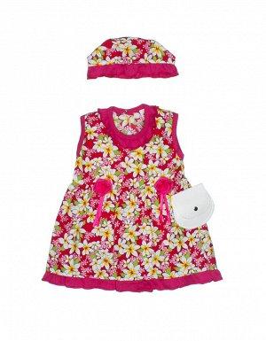 """Платья для девочек """"Light pink"""", цвет Розовый"""