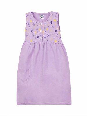 """Платья для девочек """"Reed purple"""", цвет Фиолетовый"""