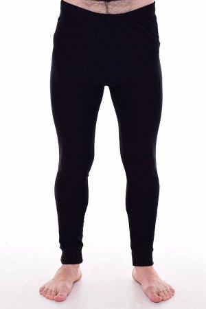 Кальсоны мужские 9-85 (чёрный) Термобельё