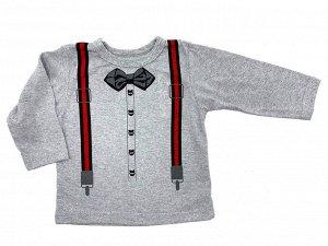 Рубашечка Кулирка 100% хлопок