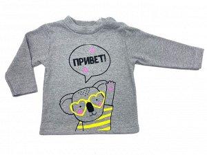 Рубашечка Интерлок 100% хлопок
