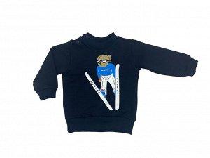 Рубашечка Футер 2-х Нитка 100% хлопок