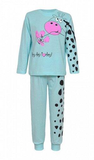 Пижама для девочки 7-16-3