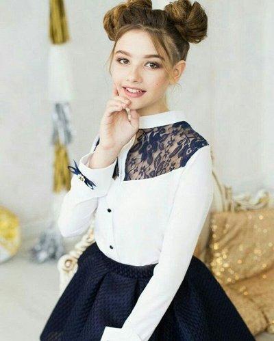 БАРАХЛЮШ Детская и взрослая одежда В НАЛИЧИИ — Красивые блузки для девочек