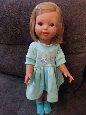Куколка (глаза закрываются) 45 см без одежды