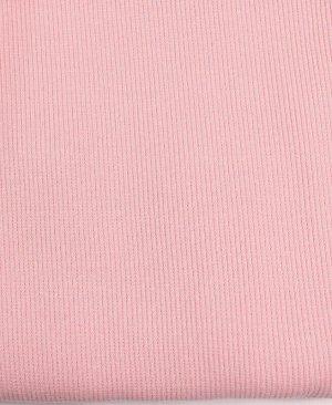 Розовая водолазка для девочки Цвет: светло-розовый