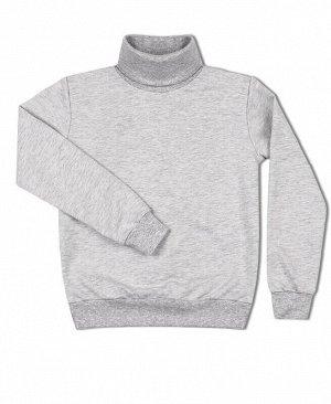 Школьный серый джемпер Цвет: серый