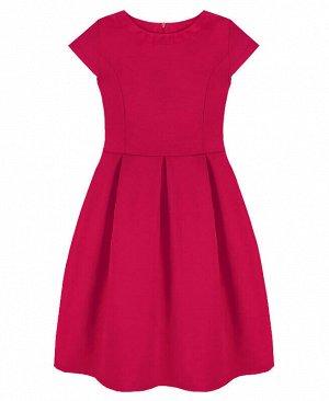 Малиновое платье для девочек Цвет: малина