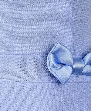 Нарядное платье для девочки Цвет: Голубой