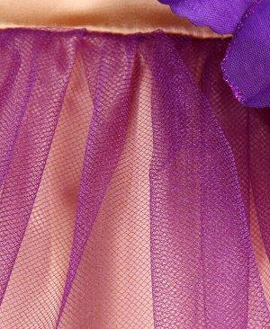 Золотое нарядное платье для девочки Цвет: золотой
