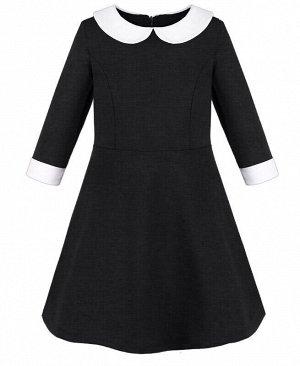 84303-ДШ20 Платье р-р.128-158 Цвет: серый