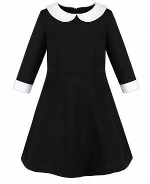 84301-ДШ20 Платье р-р.128-158 Цвет: черный