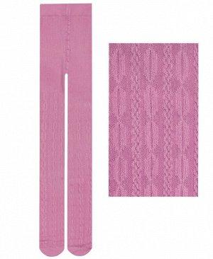 Сиреневые колготки для девочки Цвет: сиреневый