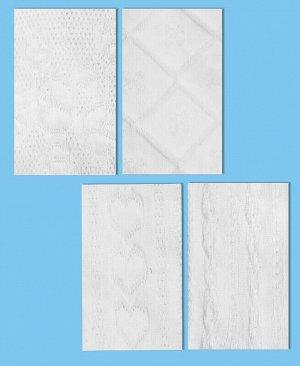 Ажурные белые колготки для девочки Цвет: белый