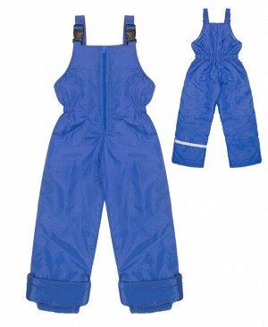 Полукомбинезон детский голубой,рост 92-122 Цвет: голубой