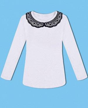 Белый джемпер для девочки Цвет: белый