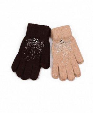 Перчатки для девочки Цвет: ассортимент