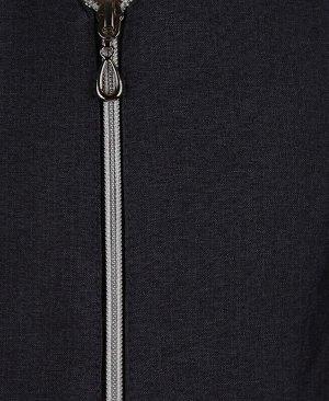 Школьный серый сарарфан для девочки Цвет: серый