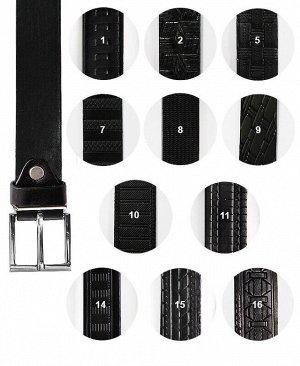 Ремень подростковый черный,длина 80-120 Цвет: ассортимент