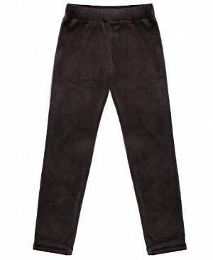Серые брюки(треггинсы) для девочки Цвет: серый