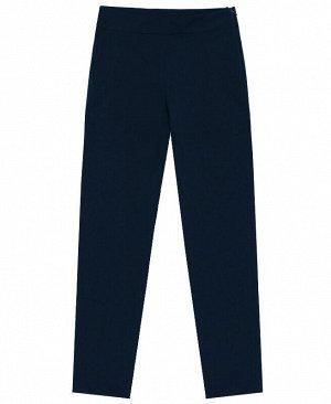 Синие брюки для девочек Цвет: синий