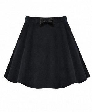 Школьная юбка для девочки Цвет: графит