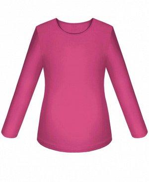 Малиновый джемпер (блузка) для девочки Цвет: фуксия