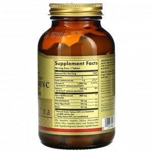 Solgar, Ester-C Plus, витамин C, 1000 мг, 90 таблеток