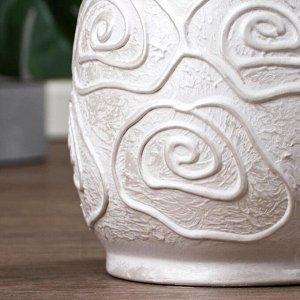 """Ваза напольная """"Осень"""" перламутровая. 59 см. керамика"""