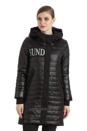 Женское пальто Alpha Endless 1093 Черный