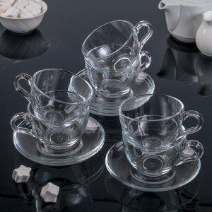 Набор чайный 215 мл 12 предметоа Basic