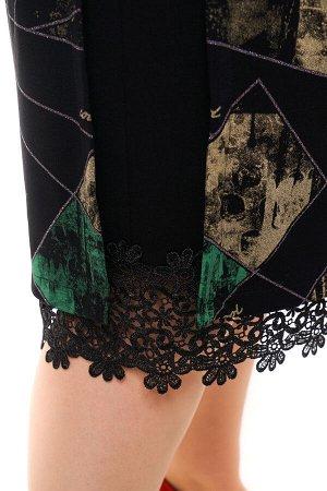 Платье-3608