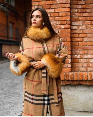 Пальто Barberry Fox