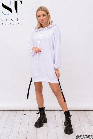 Платье-худи 66563