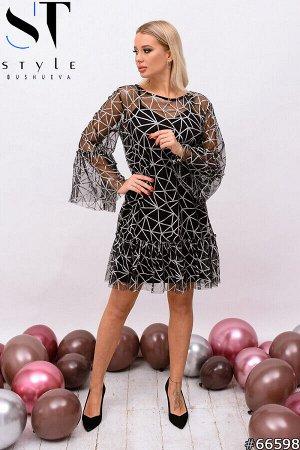 Платье 66598