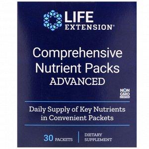 Life Extension, Комплексные пакеты с питательными веществами Advanced, 30 пакетов