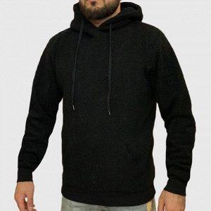 Черная мужская толстовка Stray – в новом сезоне тренды – это про комфорт и практичность №214