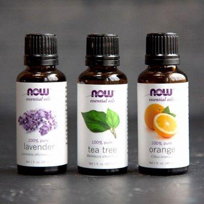 Хиты органики! Витамины, натуральные товары из США — Органические эфирные масла