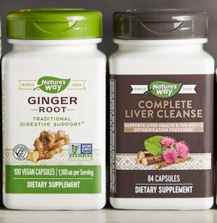 Хиты органики! Витамины, натуральные товары из США! — Растительные средства и Травы Nature's Way — Травы и сборы