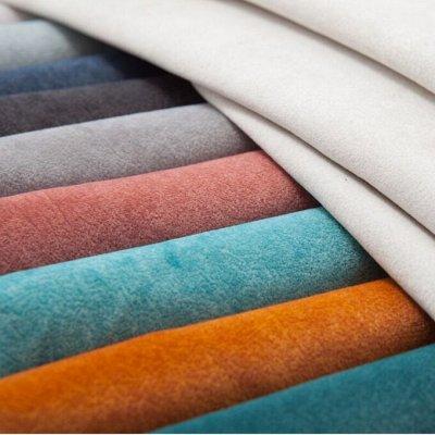 TEXTILE➕№5 - Всё для штор, мягкой мебели, текстиль для дома  — Мебельная ткань Casper (микрофлок) — Ткани