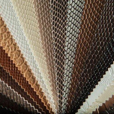 Мебельные ткани ( Обивка для мебели ) — Экокожа Exotica — Ткани
