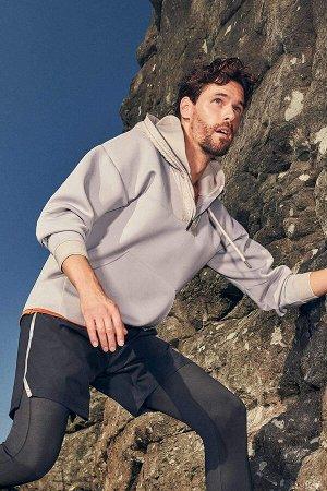 шорты Размеры модели: рост: 1,86 грудь: 96 талия: 82 бедра: 94 Надет размер: M  Полиэстер 87%,Elastan 13%