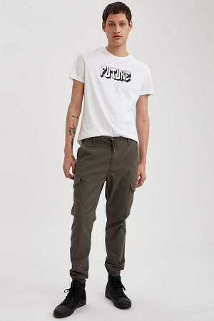 брюки Размеры модели: рост: 1,88 грудь: 90 талия: 79 бедра: 89 Надет размер: 32  Хлопок 97%,Elastan 3%